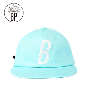 BLOGO 6-PANEL CAP BLUE