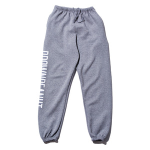 BP logo basic pants grey