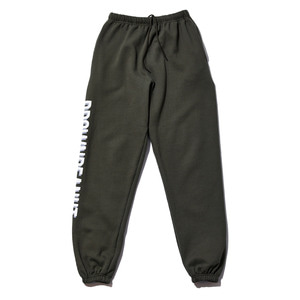 BP logo basic pants khaki