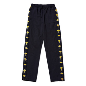 Ginkgo taped pants black